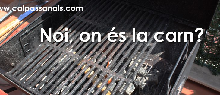 SI NO PLOU, BARBACOA!
